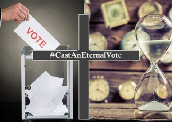 Blog Post 73 - Cast An Eternal Vote