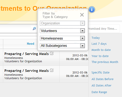 Volunteer Management Software for Events